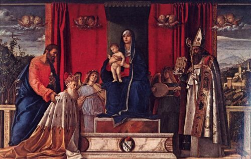 Barbarigo Altarpiece, 1488 by Giovanni Bellini