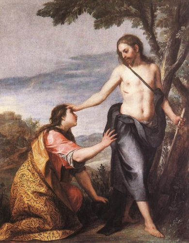 Noli me Tangere by Alonso Cano