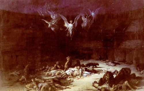 The Christian Martyrs by Gustave Doré