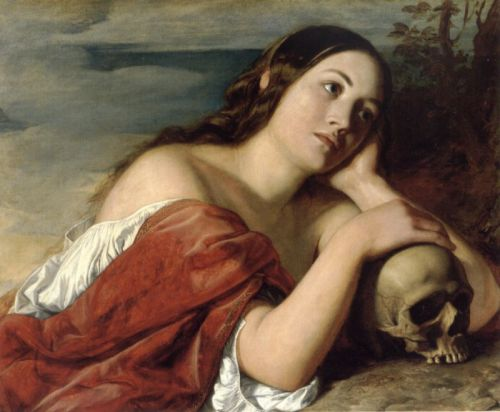 Omnia Vanitas by William Dyce