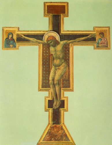 Crucifix by Giotto