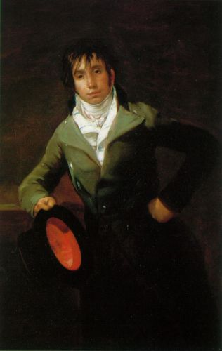 Bartolome Sureda y Miserol by Francisco Goya