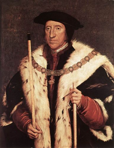 Thomas Howard, Prince of Norfolk by Hans Il Giovane Holbein