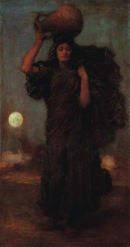 A Nile Woman by Frederick Leighton