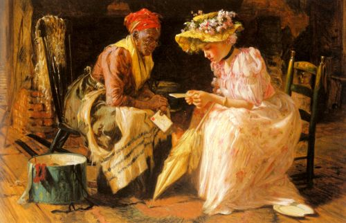 Mammy's Letter by Harry Herman Roseland