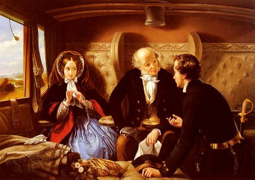 First Class: The Return by Abraham Solomon