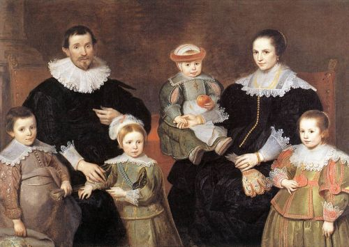 The Family of the Artist by Cornelis de Vos
